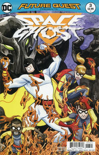 Cover Thumbnail for Future Quest Presents (DC, 2017 series) #3 [Jill Thompson Cover]