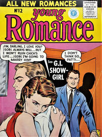 Cover Thumbnail for Young Romance (Thorpe & Porter, 1953 series) #12