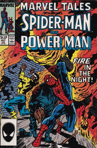 Cover Thumbnail for Marvel Tales (Marvel, 1966 series) #207 [Direct]