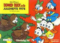 Cover Thumbnail for Donald Duck & Co julehefte (Hjemmet / Egmont, 1968 series) #1978