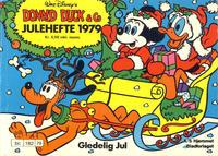 Cover Thumbnail for Donald Duck & Co julehefte (Hjemmet / Egmont, 1968 series) #1979