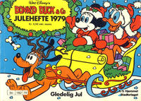 Cover Thumbnail for Donald Duck & Co julehefte (Hjemmet / Egmont, 1968 series) #1979