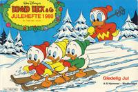 Cover Thumbnail for Donald Duck & Co julehefte (Hjemmet / Egmont, 1968 series) #1980