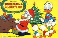 Cover Thumbnail for Donald Duck & Co julehefte (Hjemmet / Egmont, 1968 series) #1981