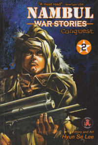 Cover Thumbnail for Nambul: War Stories (Central Park Media, 2004 series) #2 - Conquest
