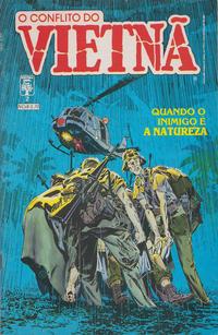 Cover Thumbnail for O Conflito do Vietnã (Editora Abril, 1988 series) #2