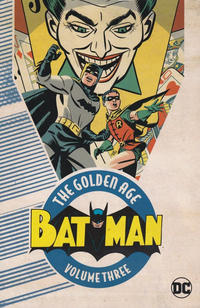 Cover Thumbnail for Batman: The Golden Age (DC, 2016 series) #3