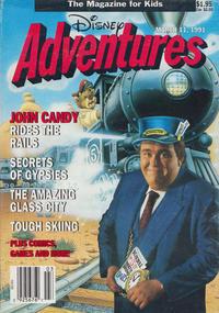 Cover Thumbnail for Disney Adventures (Disney, 1990 series) #v1#5