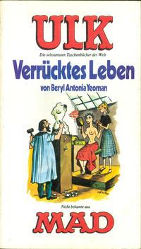 Cover Thumbnail for Ulk (BSV - Williams, 1978 series) #3 - Verrücktes Leben