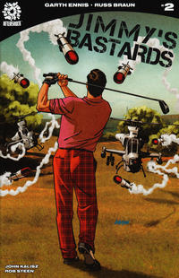 Cover Thumbnail for Jimmy's Bastards (AfterShock Comics, 2017 series) #2