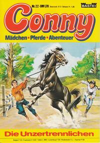 Cover Thumbnail for Conny (Bastei Verlag, 1980 series) #22