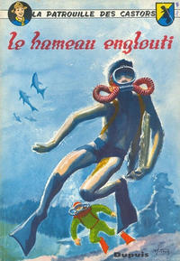 Cover Thumbnail for La Patrouille des Castors (Dupuis, 1957 series) #8 - Le hameau englouti