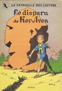Cover Thumbnail for La Patrouille des Castors (Dupuis, 1957 series) #2 - Le disparu de Ker-Aven