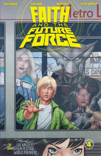 Cover Thumbnail for Faith and the Future Force (Valiant Entertainment, 2017 series) #4 [Cover A - Barry Kitson]