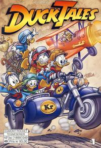 Cover Thumbnail for DuckTales (Hjemmet / Egmont, 2017 series) #1