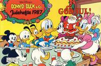 Cover Thumbnail for Donald Duck & Co julehefte (Hjemmet / Egmont, 1968 series) #1987