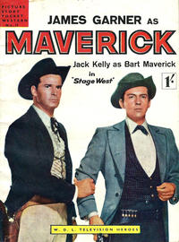 Cover Thumbnail for Picture Story Pocket Western (World Distributors, 1958 series) #11