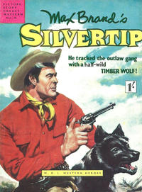 Cover Thumbnail for Picture Story Pocket Western (World Distributors, 1958 series) #14