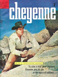 Cover Thumbnail for Picture Story Pocket Western (World Distributors, 1958 series) #18