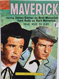 Cover Thumbnail for Picture Story Pocket Western (World Distributors, 1958 series) #3