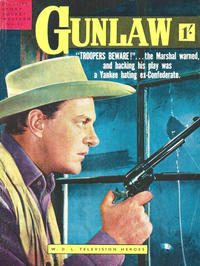 Cover Thumbnail for Picture Story Pocket Western (World Distributors, 1958 series) #21