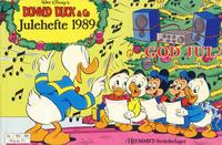Cover Thumbnail for Donald Duck & Co julehefte (Hjemmet / Egmont, 1968 series) #1989