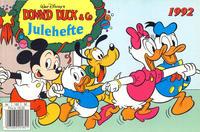 Cover Thumbnail for Donald Duck & Co julehefte (Hjemmet / Egmont, 1968 series) #1992