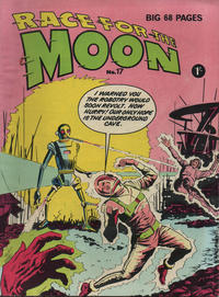 Cover Thumbnail for Race for the Moon (Thorpe & Porter, 1962 ? series) #17