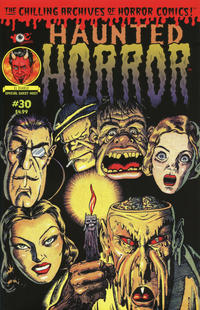 Cover Thumbnail for Haunted Horror (IDW, 2012 series) #30