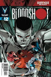 Cover Thumbnail for Bloodshot (2012 series) #12 [Cover C - Patrick Zircher]