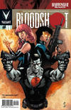 Cover Thumbnail for Bloodshot (2012 series) #11 [Cover B - Matthew Clark]