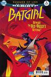 Cover for Batgirl (DC, 2016 series) #16 [Dan Mora Cover]