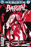 Cover for Batgirl (DC, 2016 series) #16 [Joshua Middleton Cover]