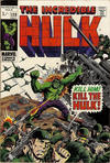 Cover for The Incredible Hulk (Marvel, 1968 series) #120 [British]