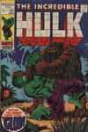 Cover for The Incredible Hulk (Marvel, 1968 series) #121 [British Price Variant]