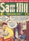 Cover for Sam Hill Private Eye Comics (Thorpe & Porter, 1952 series) #3