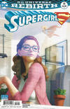 """Cover for Supergirl (DC, 2016 series) #14 [Stanley """"Artgerm"""" Lau Cover]"""