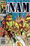 Cover for The 'Nam (Marvel, 1986 series) #2 [Newsstand]