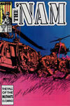 Cover for The 'Nam (Marvel, 1986 series) #13 [Direct]