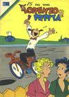 Cover for Lorenzo y Pepita (Editorial Novaro, 1954 series) #458