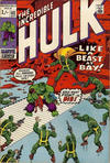 Cover for The Incredible Hulk (Marvel, 1968 series) #132 [British Price Variant]