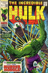 Cover for The Incredible Hulk (Marvel, 1968 series) #123 [British Price Variant]