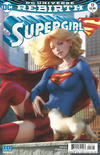 """Cover for Supergirl (DC, 2016 series) #13 [Stanley """"Artgerm"""" Lau Cover]"""