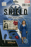 Cover Thumbnail for Agent Carter: S.H.I.E.L.D. 50th Anniversary (2015 series)  [John Tyler Christopher Action Figure Variant]