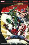 Cover for Daredevil Epic Collection (Marvel, 2014 series) #18 - Fall from Grace