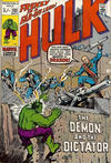 Cover Thumbnail for The Incredible Hulk (1968 series) #133 [British Price Variant]
