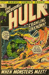 Cover Thumbnail for The Incredible Hulk (1968 series) #151 [British]