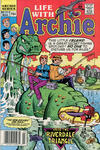 Cover Thumbnail for Life with Archie (1958 series) #271 [Newsstand]