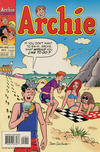Cover for Archie (Archie, 1959 series) #452 [Direct Edition]