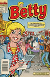 Cover for Betty (Archie, 1992 series) #57 [Newsstand]